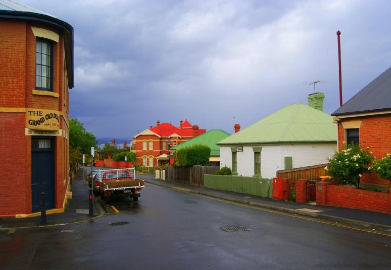 Battery Point, Tasmania